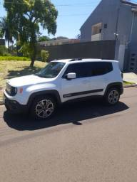 Jeep RENEGADE LONGITUDE 1.8 16V - AUTOMÁTICO - NÃO  FUMANTE