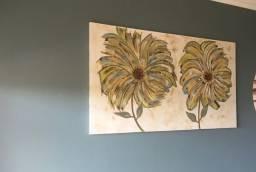 Flores abstrata