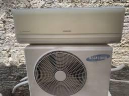Ar condicionado Split Samsung 12000 btus