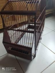 Vendo gaiola 300 reais