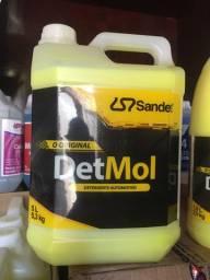 DetMol shampoo automotivo