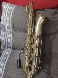 Sax Barítono Suzuki C Lá Grave