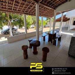 Casa para período de carnaval 4 dormitórios para alugar por R$ 5.000/temporada - Carapibus