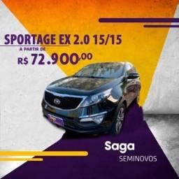 SPORTAGE EX 2.0 16V