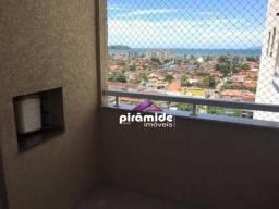 Apartamento com 2 dormitórios para alugar, 64 m² por R$ 2.000,00/mês - Indaiá - Caraguatat