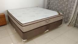 :: Promoçao Cama Box + Colchao Pro-Vida Ortobom Queen Size 158x198 A Pronta Entrega