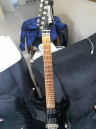 Guitarra Washurn SS40 Steve Stevens Koreana