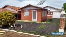 Casa com 1 dormitório à venda, 40 m² por R$ 55.000,00 - Mansões das Águas Quentes - Caldas