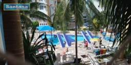 Apartamento com 2 dormitórios à venda, 59 m² por R$ 195.000,00 - Turista I - Caldas Novas/