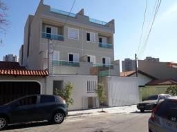 Apartamento à venda com 2 dormitórios em Centro, Santo andré cod:87586