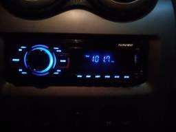 Rádio automotivo naveg
