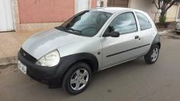 Ford ka 2006/2007 básico super conservado (LER descrição) - 2007