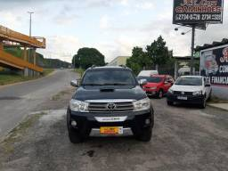 Toyota hilux sw4 srv top 7lugares diesel ano 2010 - 2010