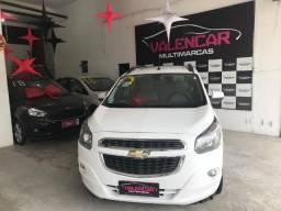 Chevrolet Spin LTZ 1.8 com 7 Lugares 1º Parcela Para 60 Dias. Ipva 2020 Grátis - 2017