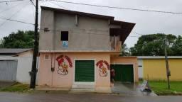 Imóvel (vila de kitnets) contendo 7 Kitnets e 1 ponto comercial em Salinópolis - Pará