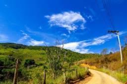 Terreno em área rural em desenvolvimento.