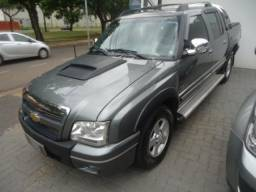 Chevrolet s10 2010 2.4 mpfi advantage 4x2 cd 8v flex 4p manual - 2010