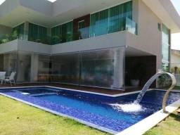 Casa Topázio - Casa mobiliada em Guarajuba, frente ao mar, pé na área. LF45Y