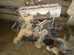Motor Toyota 3.0 (peças) Com Bomba Injetora Eletrônica