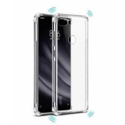 Capa Case Transparente Xiaomi