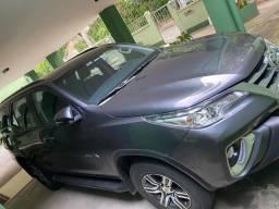 Toyota Hilux SW4 2.7 2017 Flex  com GNV 44 mil km