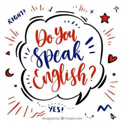 Aulas de Inglês Online!(80 min gratuitos)