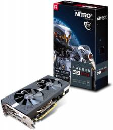 Placa de video Rx 570 4gb Shapphire Nitro+