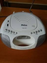 Vendo rádio Philco WVA /MP3