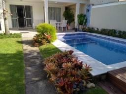 Riviera Del Sol, Casa 4 Suites, 350m, Piscina, Area Gourmet, Home Office e Sótão