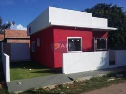 OLV-Casa com 2 quartos à venda, 55 m² por R$ 74.900 Unamar - Cabo Frio/RJ
