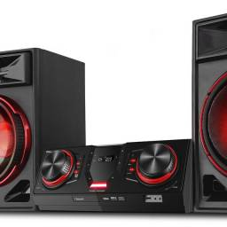 Som Philco 1.900w rms, Bluetooth