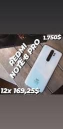 REDMI NOTE8 PRO 128GB 6GB RAM