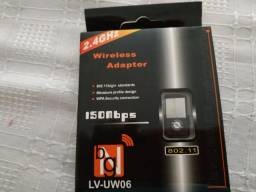 Adaptador Wireless Nano USB