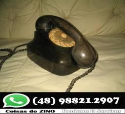 Telefone vintage Decoração Original