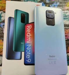 M-TECH - Xiaomi Redmi Note 9 64gb Novos Lacrados - Parcelamos - Entregamos