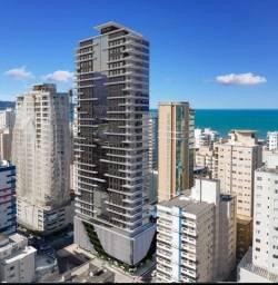 Apartamento no dummond residence frente 2 avenida rua 252 meia praia itapema
