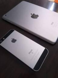 Iphone SE 32Gb + Ipad Mini 2 32Gb