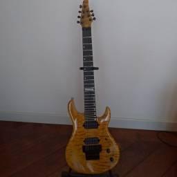 Guitarra Peruzzo 7 cordas