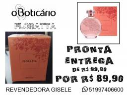 Perfume FLORATTA (O Boticário) Original