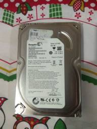 1 HD Seagate 500GB | 1 HD Maxtor 320GB | 1 HD Toshiba 640GB