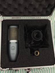 Microfone AKG novo