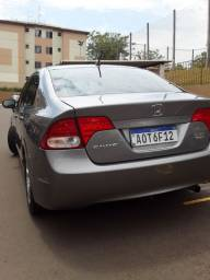 Vendo Honda civic lxs 2007 / 07 flex automático diferenciado