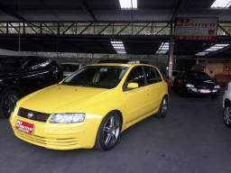 Fiat/Stilo 1.8 8v Spoting 2007+Teto+Multimídia+4pneus novos