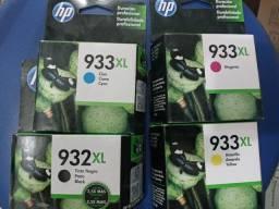 Cartucho HP 932xl 933xl preto colors
