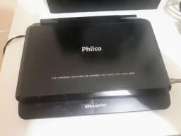 Dvd portátil Philco