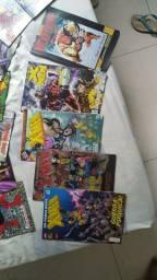 HQs X-Men+Wolverine Hulk..