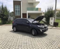 Kia Sportage câmbio mecânico