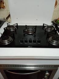 Cooktop  Fischer 5 bocas