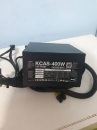 Fonte Gamer 400 Watts AeroCool