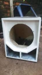 Caixa de grave autofautofalante de 15 (projeto JBL)